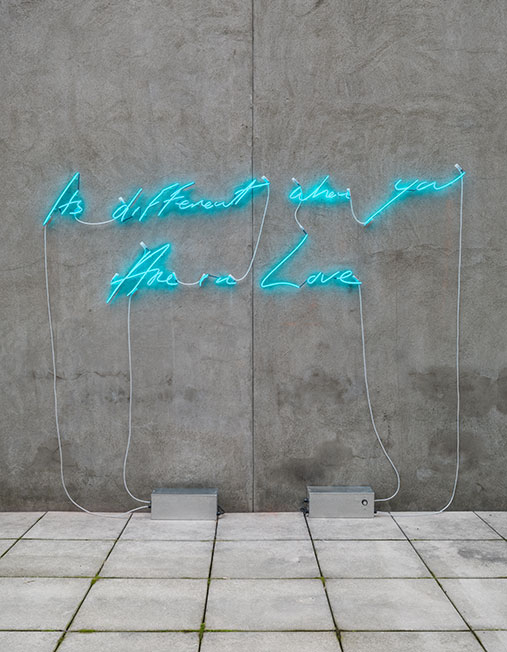 17 11 03 Its Different When You Are In Love 2016 Tracey Emin507