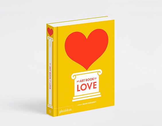 Phaidon gets butterflies with My Art Book of Love