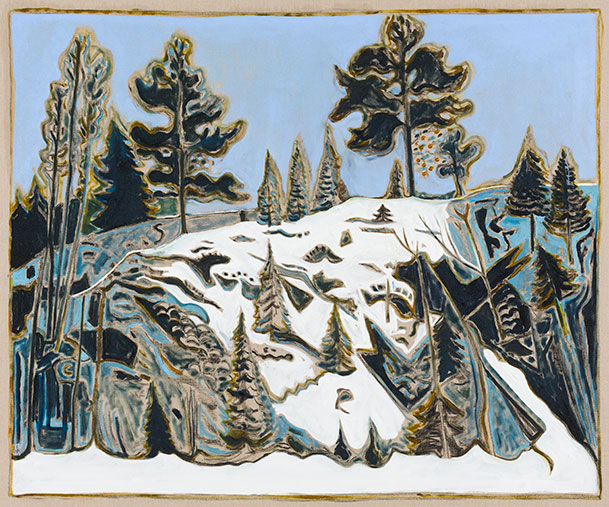 Man Howling To Wolves 2015 Billy Childish
