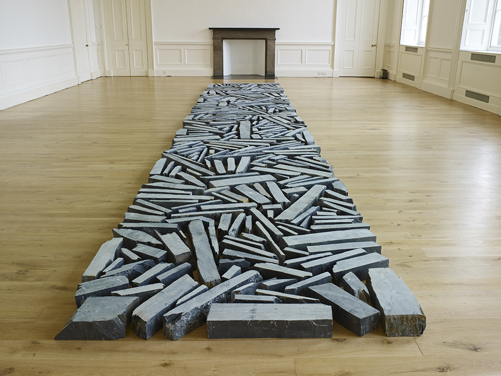 Line Art Floors : Artimage partners with the national galleries of scotland