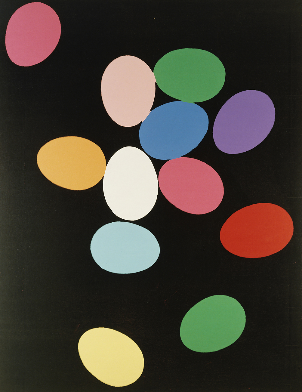 Eggs 1982 Andy Warhol