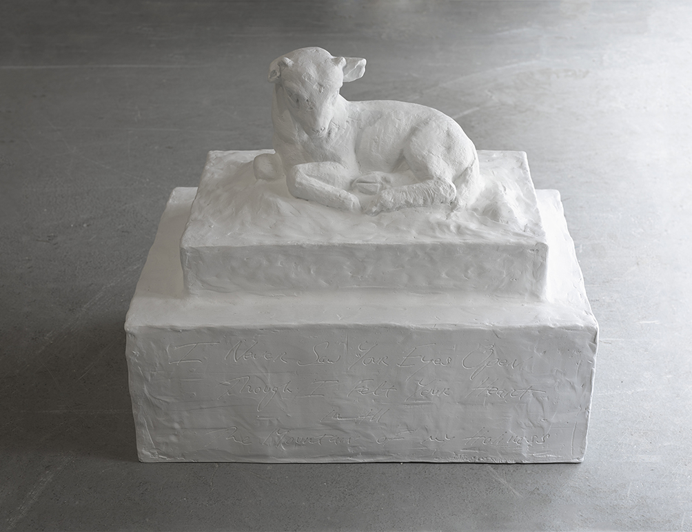 The Lamb 2014 Tracey Emin