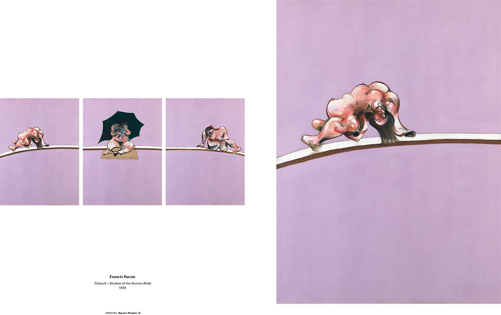 Triptych – Studies Of The Human Body 1970 Francis Bacon